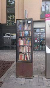 Bücherschrank Troisdorf Kölner Str.