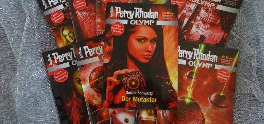 Perry Rhodan Olymp 12 Der Mutaktor - Susan Schwartz