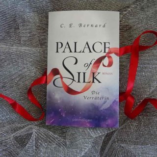 Palace of Silk - C. E. Bernard