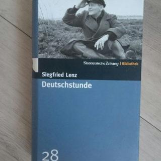 Deutschstunde ~ Siegfried Lenz
