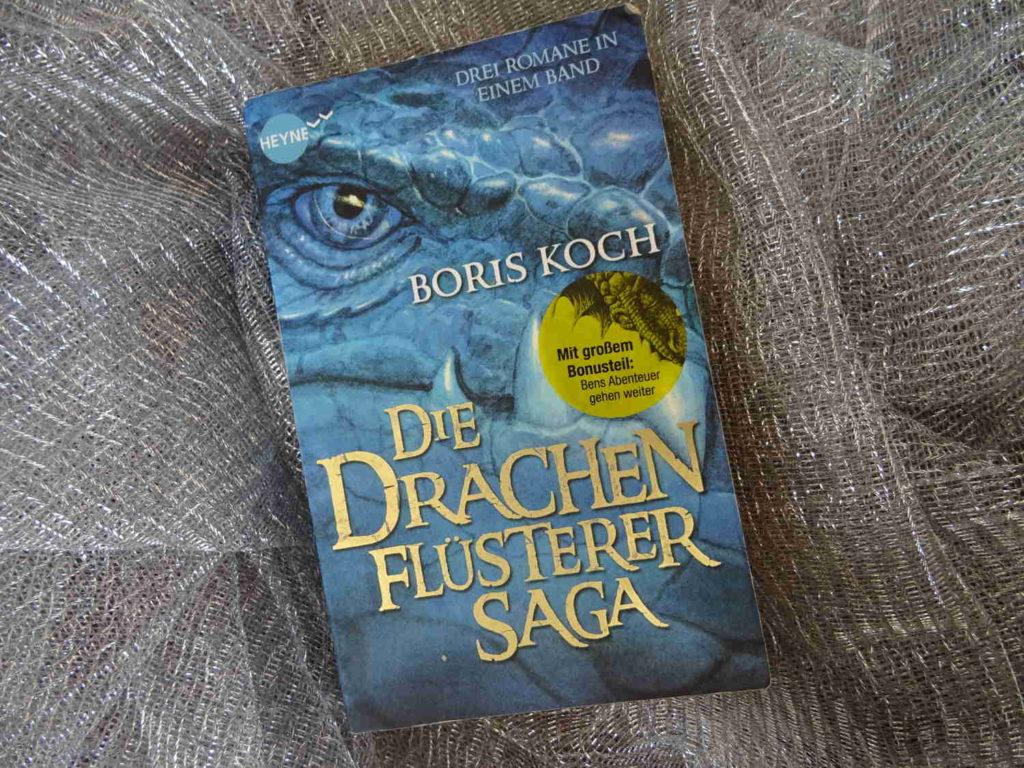 Drachenflüsterer Saga - Boris Koch