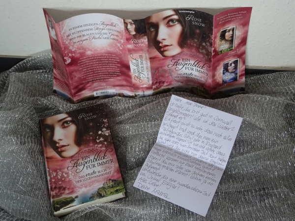 Ein Augenblick für Immer - Das erste Buch der Lügenwahrheit ~ Rose Snow