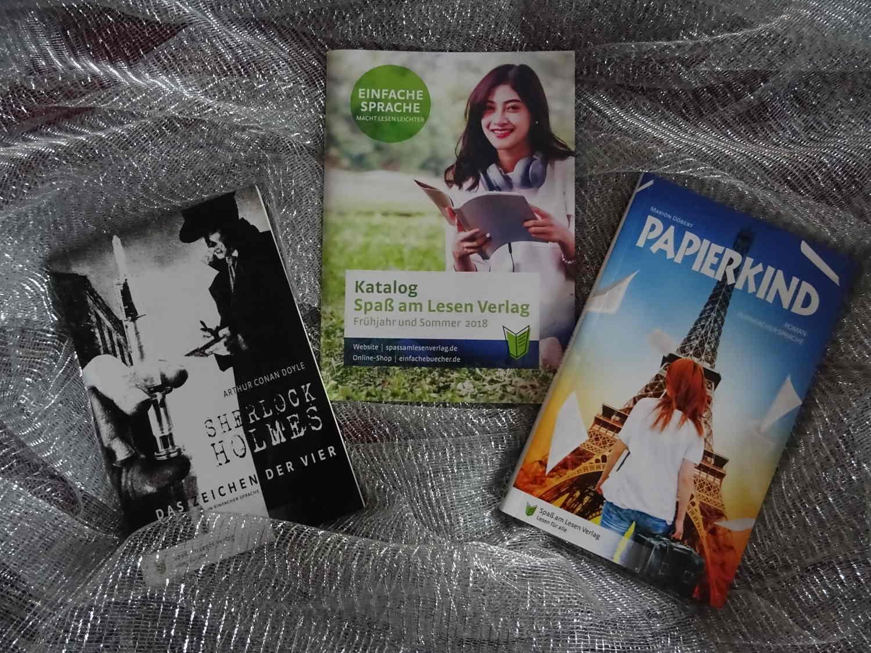 Bücher in einfacher Sprache - Spaß am Lesen Verlag