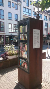 öffentlicher Bücherschrank Bad Soden