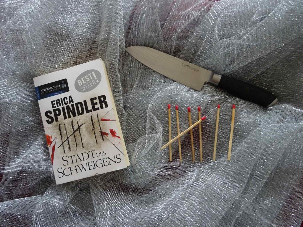 Stadt des Scheigens ~Erica Spindler