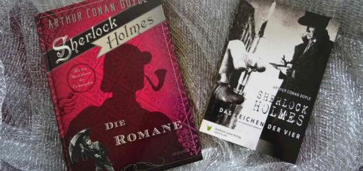 Sherlock Holmes - Das Zeichen der Vier ~ Arthur Conan Doyle