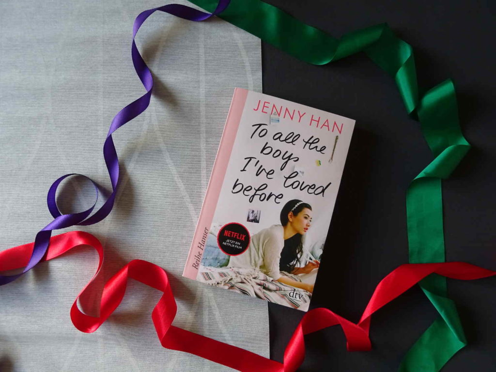 To all the boys I´ve loved before ~ Jenny Han