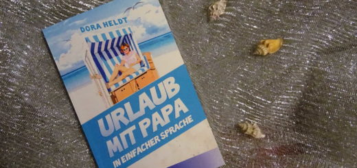 Urlaub mit Papa in einfacher Sprache ~ Dora Heldt