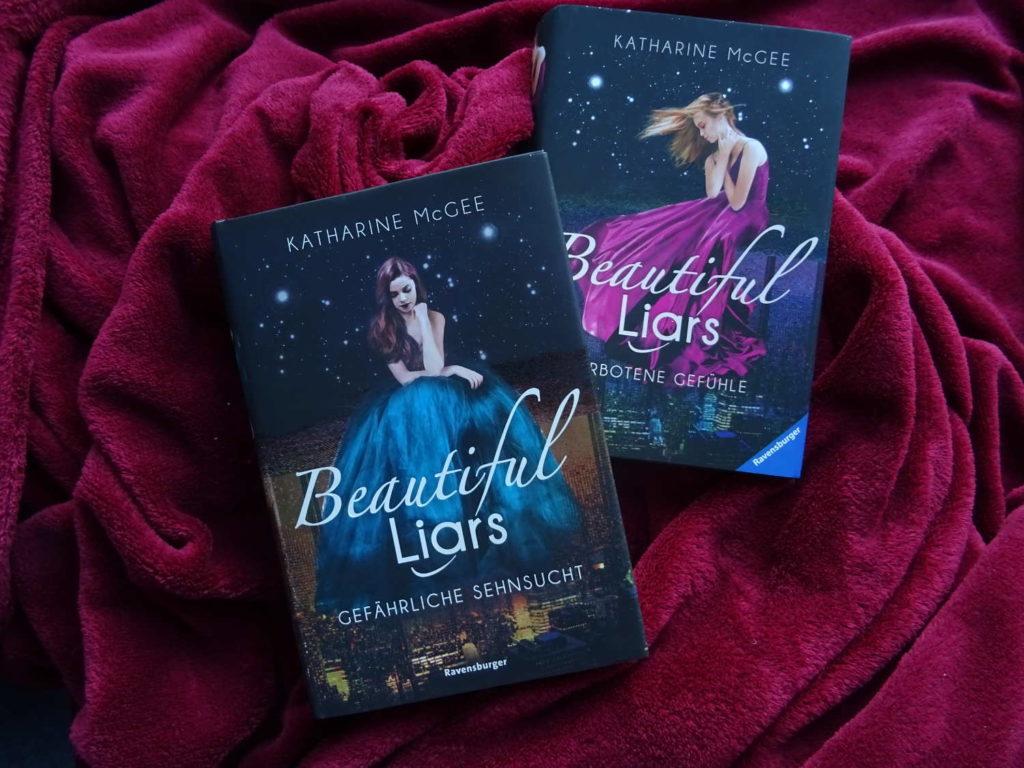 Beautiful Liars Gefährliche Sehnsucht ~ Katharine McGee