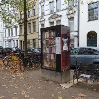 Offener Bücherschrank Köln, Rolandstraße