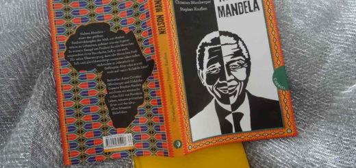 Nelson Mandela ~ Christian Nürnberger & Stephan Kaußen