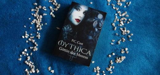 Mythica Göttin des Meeres ~ P.C. Cast
