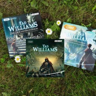 Die Nornenkönigin ~ Tad Williams