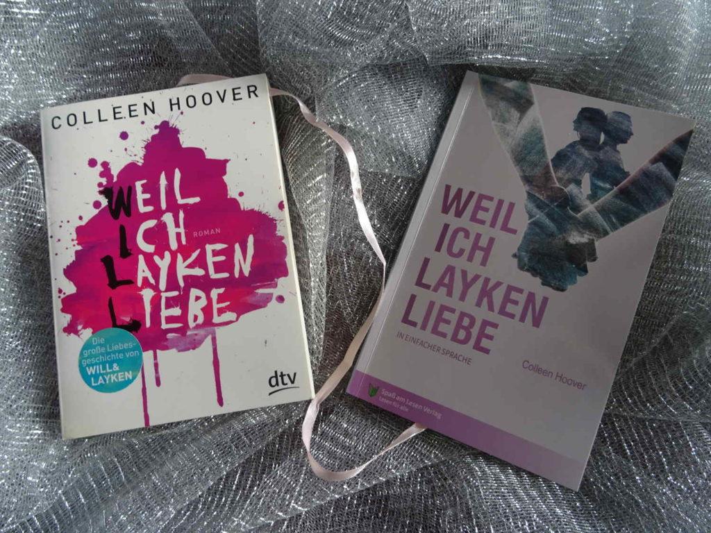 Weil ich Layken liebe ~ Colleen Hoover
