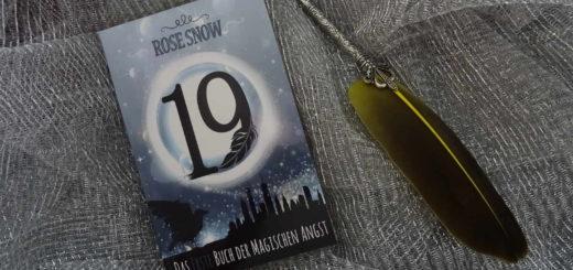 19 Das erste Buch der magischen Angst - Rose Snow