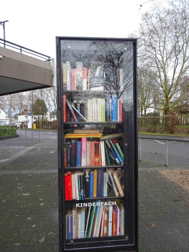 Bücherschrank Bonn Vilich-Müldorf