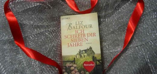 Ich schreib dir sieben Jahre ~ Liz Balfour