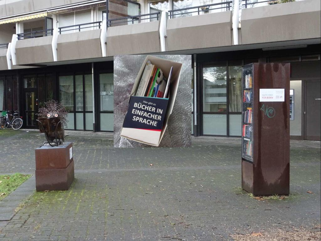 Bücherschrank in Bonn, Vilich-Mülldorf