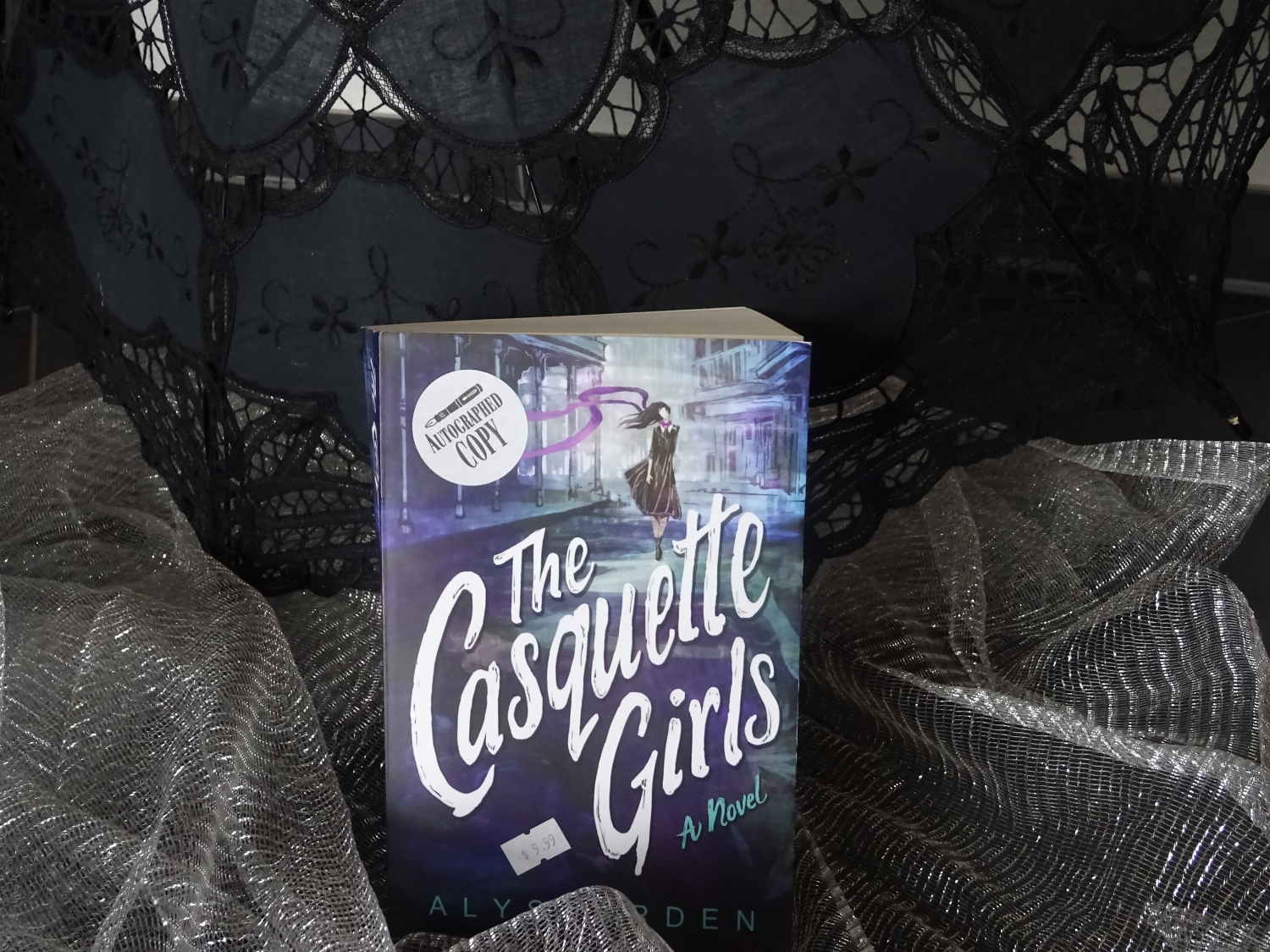 The Casquette Girls ~ Alys Arden