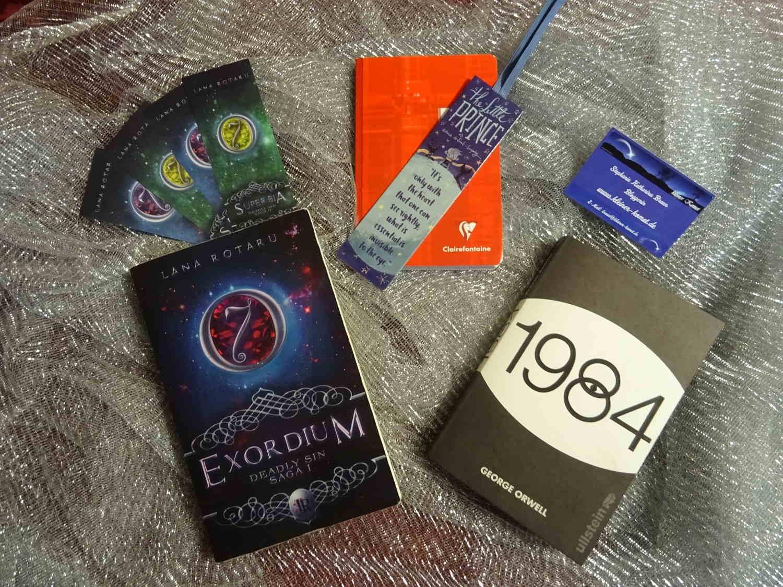 Komets Wanderbuch 2: Exoridum ~ Komets Wanderbuch 4: 1984