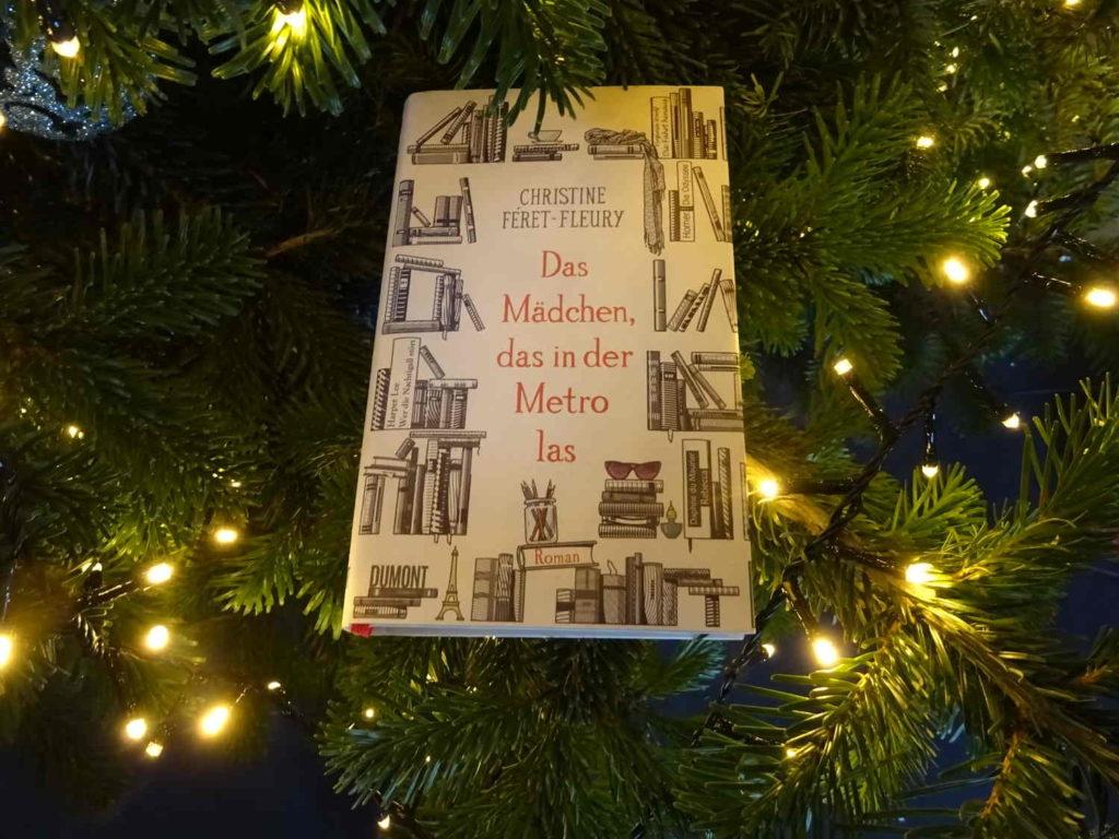 Neujahrsbuch 2019 ~ Das Mädchen, das in der Metro las ~ Christine  Féret-Fleury