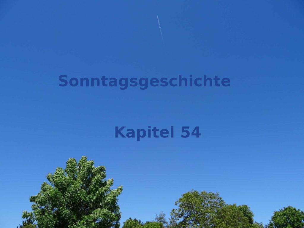 Blogroman Sonntagsgeschichte 54