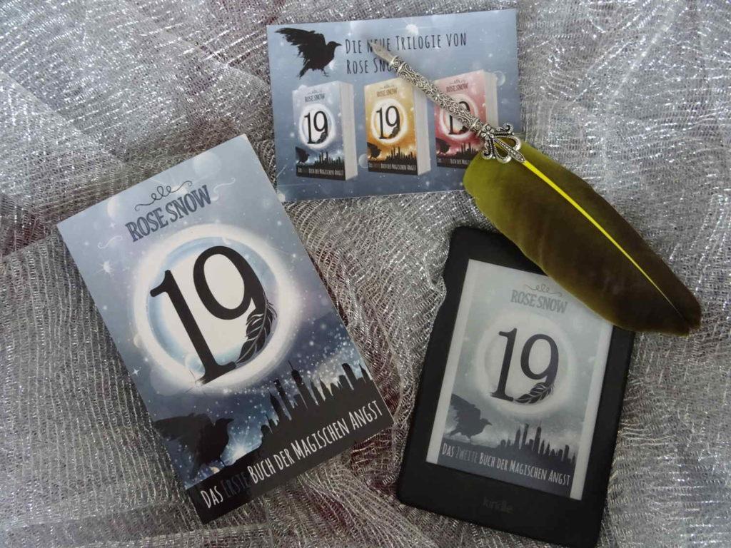 19 Das zweite Buch der magischen Angst ~ Rose Snow