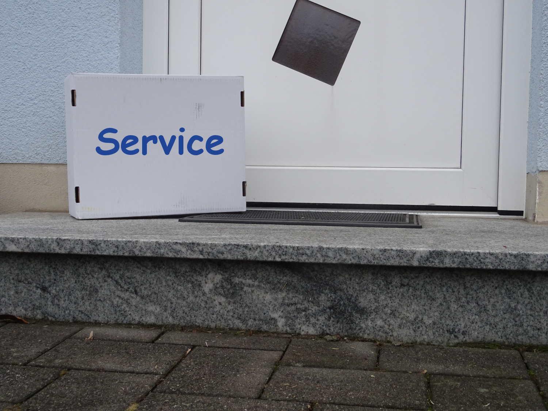 Digitalisierung braucht guten Service