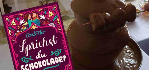 Sprichst du Schokolade ~ Cas Lester