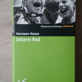 Unter dem Rad ~ Hermann Hesse