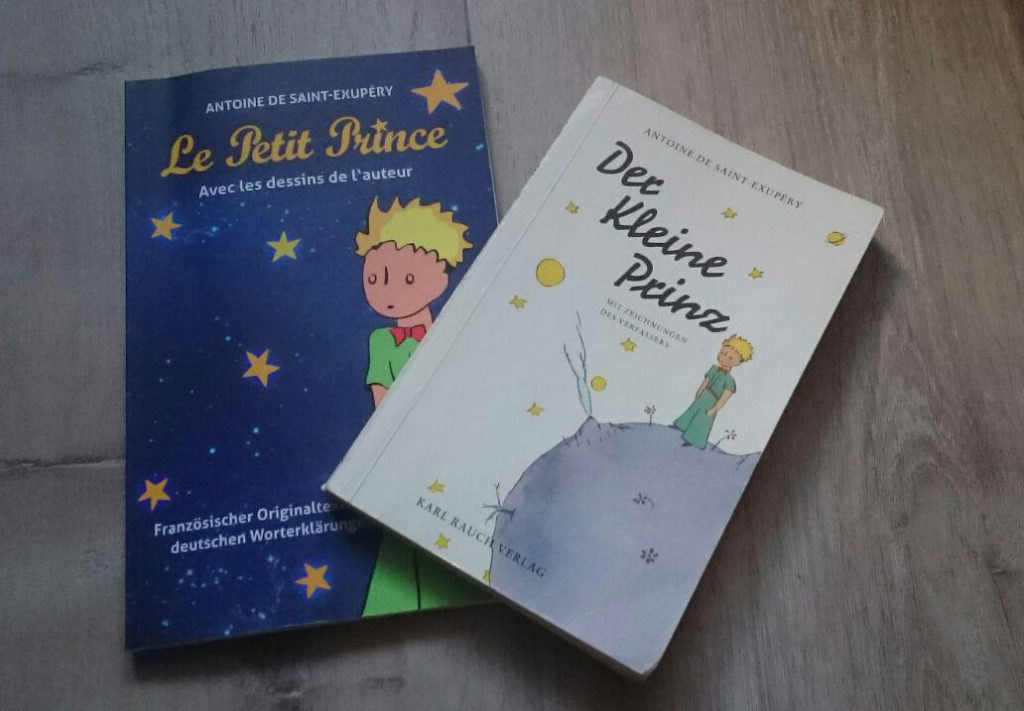 Le Petite Prince ~ Antoine De Saint-Exupéry