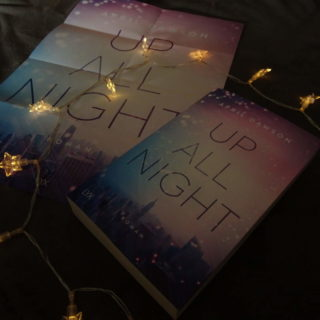 UP ALL NIGHT ~ April Dawson