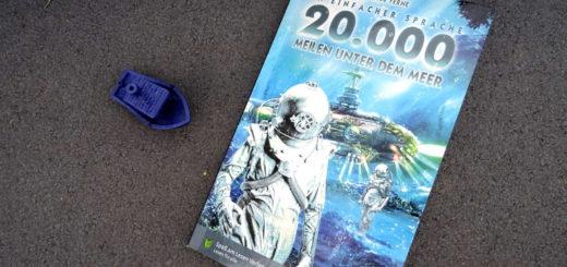 20.000 Meilen unter dem Meer ~ Jules Verne