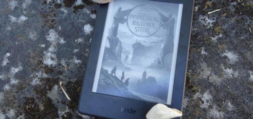 Die Prophezeiung des magischen Steins ~ Stephan M. Rother