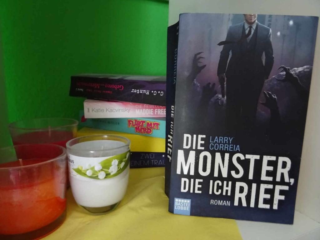 Die Monster, die ich rief ~ Larry Correia