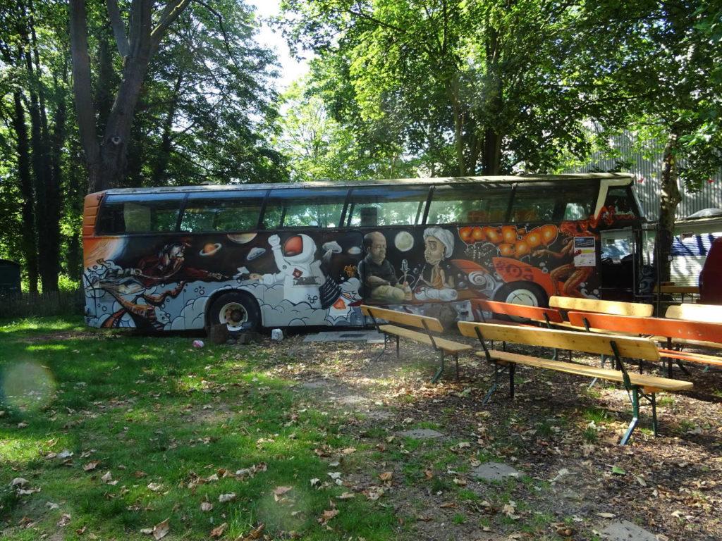 Partybus basecamp Bonn - bcbn19