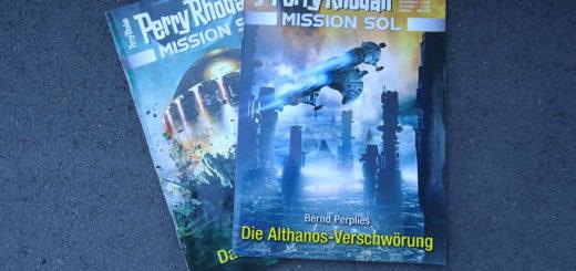 Mission Sol - Die Althanos-Verschwörung ~ Bernd Perplies