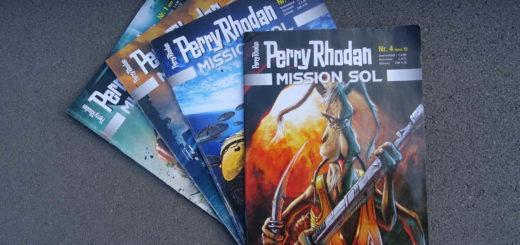 Perry Rhdan Mission Sol -Welt des ewigen Todes ~ Ben Calvin Hary