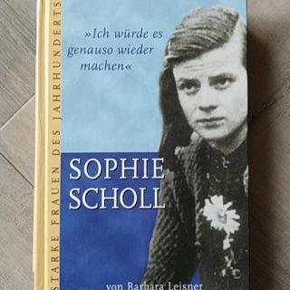 Sophie Scholl ~ Barbara Leisner