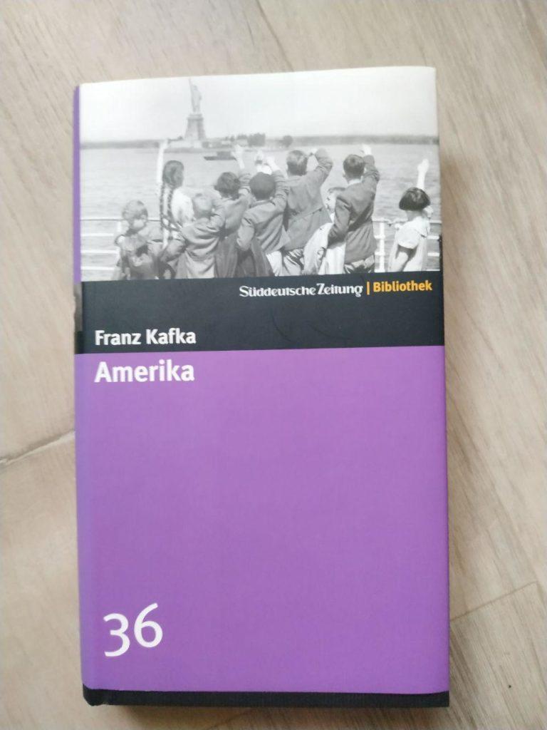 Franz Kafka ~ Amerika