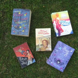 Kathis fünf Bücher für den Sommer