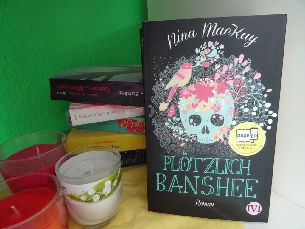 Plötzlich Banshee ~ Nina McKay
