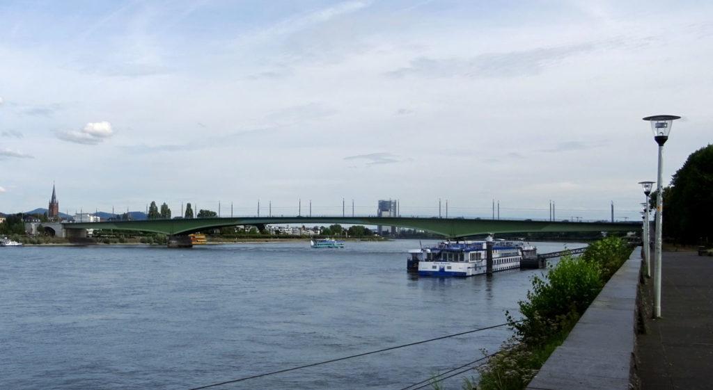 Alte Rheinbrücke Bonn