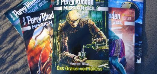 Perry Rhodan Mission Sol Das Orakel von Takess