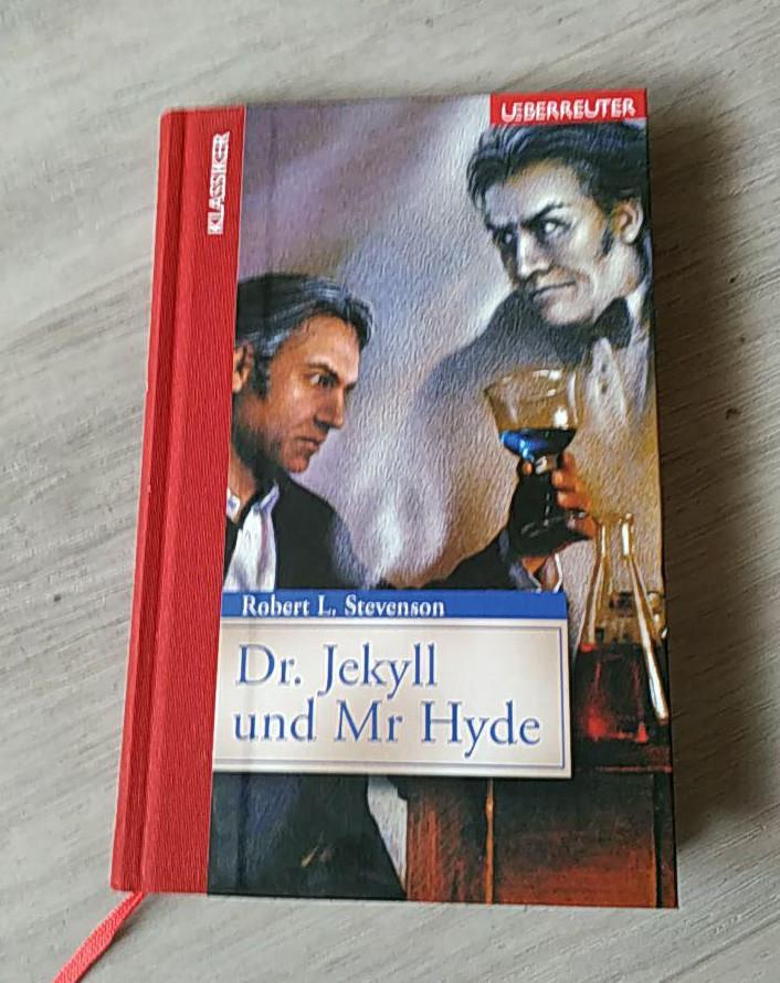 Dr. Jekyll und Mr Hyde ~ Robert L. Stevenson