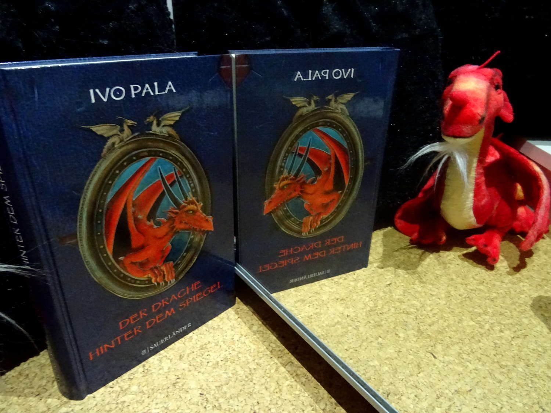 Der Drache hinter dem Spiegel ~ Ivo Pala