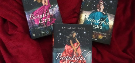 Beautiful Liars Geliebte Feindin ~ Katharine McGee