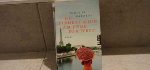 Du findest mich am Ende der Welt ~ Nicholas Barreau