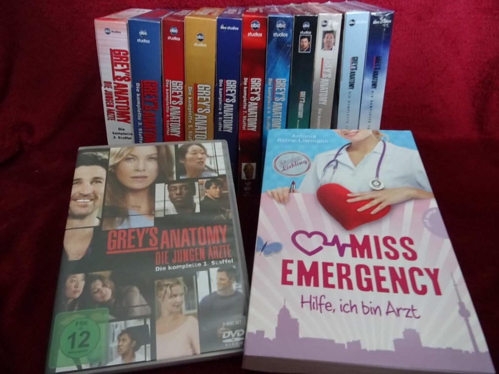 Miss Emergency ~  Antonia Rothe-Liermann