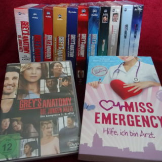 Miss Emergency ~ Antonia Rothe-Liermann